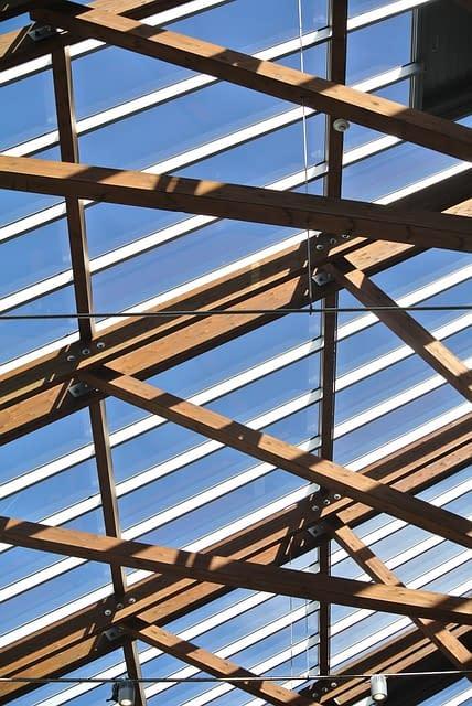 Dächer und Verglasungen für Außenbereich aus PLEXIGLAS
